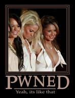 boobs defeat demotivator girls owned pagent_pwned victory // 2550x3300 // 2.0MB