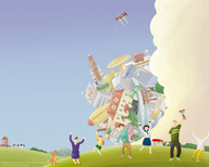 katamari_damacy wallpaper // 1280x1024 // 195.9KB