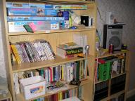 bedroom books dvd manga // 1024x768 // 180.0KB