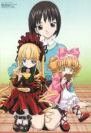cute_girl hinaichigo rozen_maiden shinku // 1006x1453 // 457.3KB