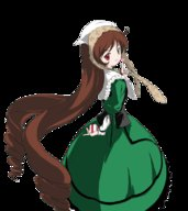 alpha_channel desu doll maiden rozen suiseiseki // 724x813 // 329.9KB