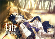 OO fate_stay_night saber // 3013x2143 // 2.0MB