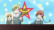 crossover lucky_star marimite // 600x334 // 134.1KB